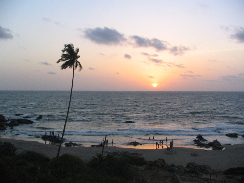 Arabian Sea, Anjuna Beach (Goa)