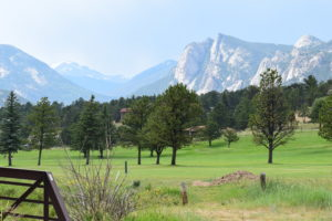 Estes Park, Rocky Mountain National Park