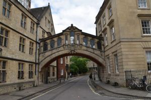 Bridge of Sighs, Hertford College, Oxford